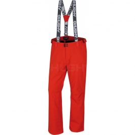Pánské lyžařské kalhoty Husky Galti M (2017) Velikost: XL / Barva: červená