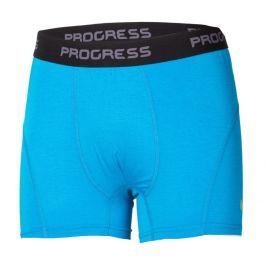 Pánské funkční boxerky Progress E SKN 28HA Velikost: XL / Barva: modrá