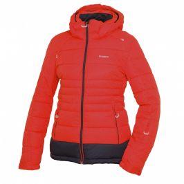 Dámská zateplená bunda Husky Norel L Velikost: XS / Barva: červená
