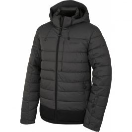 Pánská zateplená bunda Husky Norel M Velikost: S / Barva: šedá
