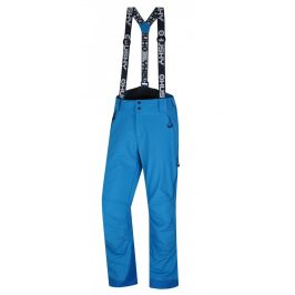 Pánské lyžařské kalhoty Husky Goilt M Velikost: XL / Barva: modrá