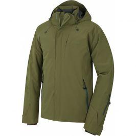 Pánská zimní bunda Husky Gopa M Velikost: XL / Barva: zelená