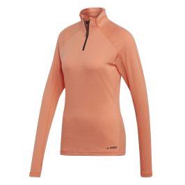 Dámské triko Adidas Trace Rocker Velikost: S / Barva: oranžová