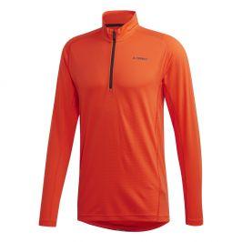 Pánská mikina Adidas Trace Rocker Velikost: S-M / Barva: oranžová