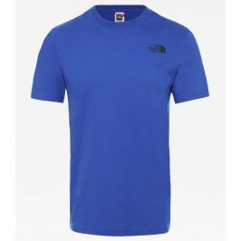Pánské triko The North Face Redbox Tee Velikost: XXL / Barva: modrá