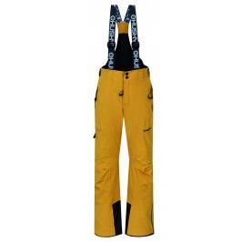 Dětské lyžařské kalhoty Husky Zeus J Dětská velikost: 140 / Barva: hnědá