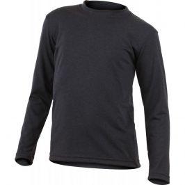 Dětské funkční triko Lasting Soty Dětská velikost: 140 / Barva: černá