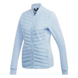 Dámská bunda Adidas Varilite Hybrid Velikost: L / Barva: světle modrá
