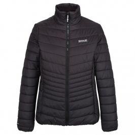 Dámská zimní bunda Regatta Wmns Freezeway Velikost: L / Barva: černá