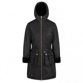 Dámský zimní kabát Regatta Romina Velikost: S / Barva: černá
