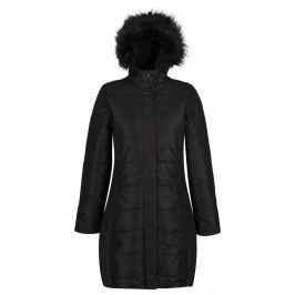 Dámský zimní kabát Regatta Fermina II Velikost: S / Barva: černá