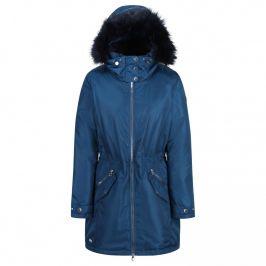 Dámský zimní kabát Regatta Lexia Velikost: S / Barva: modrá