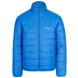 Pánská bunda Regatta Icebound IV Velikost: L / Barva: světle modrá