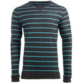 Pánské triko Alpine Pro Nonon Velikost: S / Barva: černá/modrá