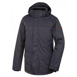 Pánská zimní bunda Hannah Gunner Velikost: XL / Barva: černá
