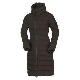 Dámský kabát Northfinder Cinka Velikost: M / Barva: hnědá