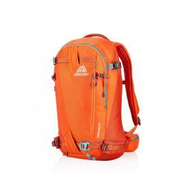 Batoh Gregory Targhee 26 3.0 Barva: oranžová