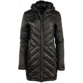 Dámský kabát Alpine Pro Harana Velikost: S / Barva: černá