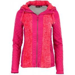 Dámská bunda Alpine Pro Bolesa Velikost: S / Barva: růžová