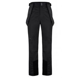 Pánské lyžařské kalhoty Loap Fossi Velikost: M / Barva: černá