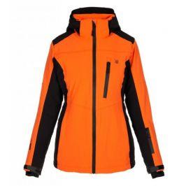 Dámská bunda Loap Falona Velikost: XS / Barva: oranžová
