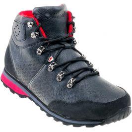 Pánské boty Hi-Tec Firo MID Velikost bot (EU): 42 / Barva: černá