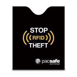 Ochranné pouzdro Pacsafe RFIDsleeve 50 Barva: černá