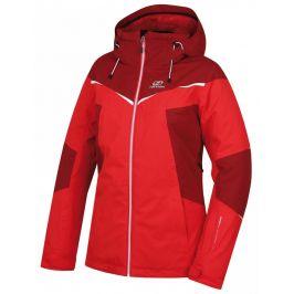 Dámská bunda Hannah Nexa Velikost: M / Barva: červená