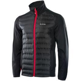 Pánská bunda Hi-Tec Render Velikost: L / Barva: černá