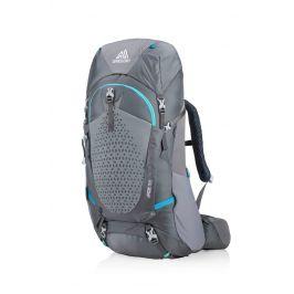 Dámský batoh Gregory Jade 53 Velikost zad batohu: XS/S / Barva: šedá