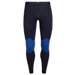 Pánské spodky Icebreaker Mens 260 Zone Leggings Velikost: XXL / Barva: tmavě modrá