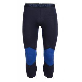 Pánské spodky Icebreaker Mens 260 Zone Legless Velikost: XXL / Barva: tmavě modrá