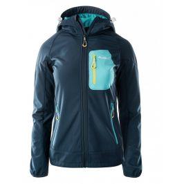 Dámská bunda Elbrus Sogne wo´s Velikost: S / Barva: modrá