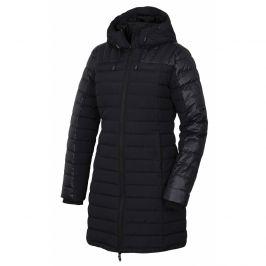 Dámský péřový kabát Husky Daili L Velikost: XL / Barva: černá