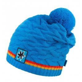 Pletená Merino čepice Kama Kamakadze K61 Barva: světle modrá