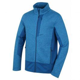 Pánská fleecová bunda Husky Alan M Velikost: L / Barva: modrá