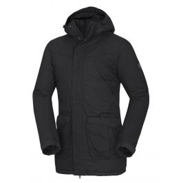 Pánská bunda Northfinder Longo Velikost: M / Barva: černá