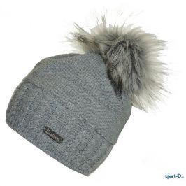 Zimní čepice Sherpa Amber Barva: šedá