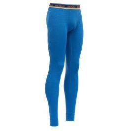 Pánské spodky Devold Hiking Man Long Johns Velikost: XL / Barva: modrá