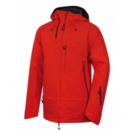 Pánská bunda Husky Gambola M Velikost: XL / Barva: červená
