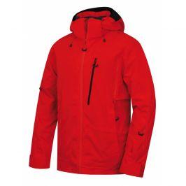 Pánská lyžařská bunda Husky Montry M Velikost: XXL / Barva: červená