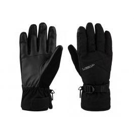 Lyžařské rukavice Loap Ronny Velikost rukavic: XXL / Barva: černá