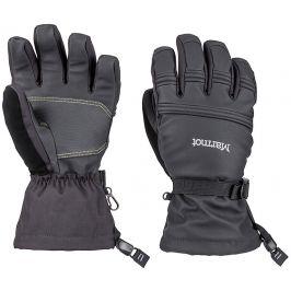 Pánské rukavice Marmot BTU Glove Velikost rukavic: M / Barva: černá