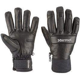 Pánské rukavice Marmot Tahoe Undercuff Glove Velikost rukavic: M / Barva: černá