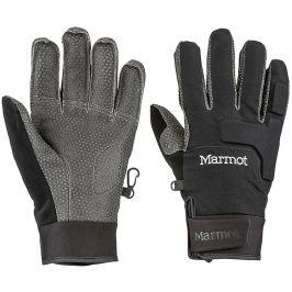 Pánské rukavice Marmot XT Glove Velikost rukavic: L / Barva: černá