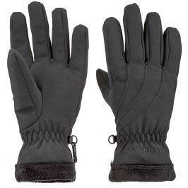 Dámské rukavice Marmot Fuzzy Wuzzy Glove Velikost rukavic: S / Barva: černá