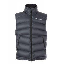 Pánská péřová vesta Sir Joseph Kelut Vest Man Velikost: XL / Barva: tmavě šedá