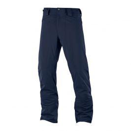 Pánské lyžařské kalhoty Salomon Icemania Velikost: L / Barva: tmavě modrá