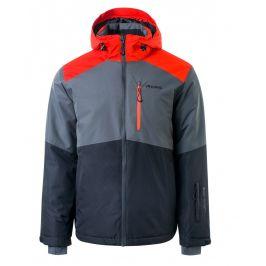 Pánská bunda Elbrus Bergen Velikost: XXL / Barva: šedá