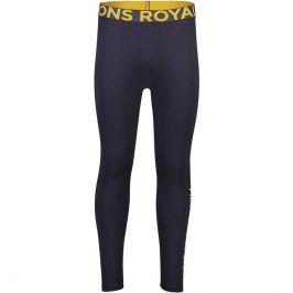 Pánské spodky Mons Royale Double Barrel Legging Velikost: XL / Barva: černá/žlutá